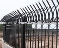 Craft Iron Fencing(factory)
