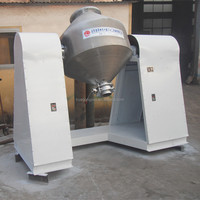 Production of new stainless steel double cone food mixer