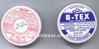 Btex lotion and cream ointment