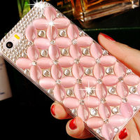For iPhone Pretty Diamond Rhinestone Case for Mobile Stylish Case Cover