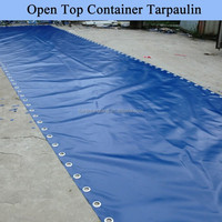 PVC Tarpaulin for Open Top Container Truck Price