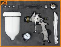 2015 ningbo SAT1215B-K high quality H.V.L.P Spray gun kit professional air spray gun