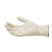 Disposable Cheap high quality non sterile latex examination gloves heat resistant