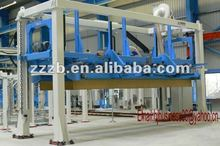 Professional High Efficiency AAC block production line with ISO Certificate in competitive price