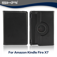 Newest For Amazon Kindle Fire HD 7 2013 7'' Tablet Case Luxury Ultra Slim Smart Leather Cover