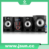 Best creative heavy bass 2.1 loud hifi home theater speakers system with fm radio
