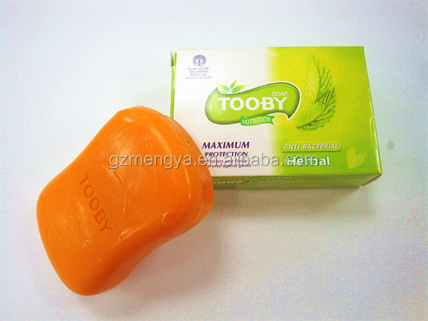 TOOBY Brand free sample lowest price pumpkin soap