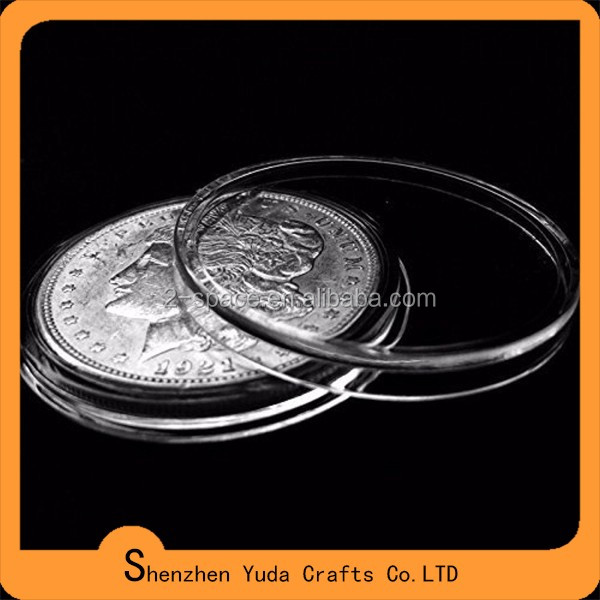 Money coin box case high clear for sale