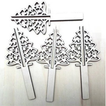 Environmental Hot sale Christmas Decoration Table tree Puzzle for Home Decoration