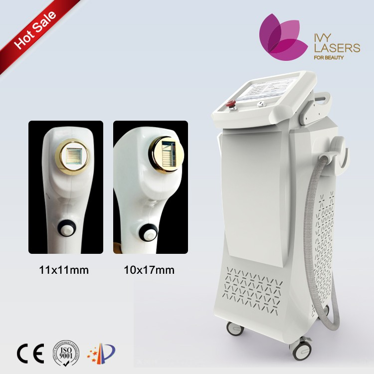 Beauty salon laser hair removal machine 808nm with good reviews