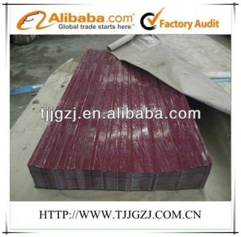 metal roofing cladding yx10-130-950/RAL3005