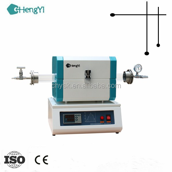 T1250S metal and non metal material sintering mini Muffle Furnace