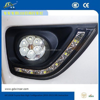 High Power Super Brightness Water Proof led drl/daytime running light forToyota Reiz or Mark X High Configuration (2010-2013)