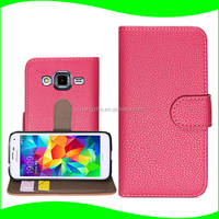 Cheap price leather waterproof case for samsung galaxy core prime g360 made in japan mobile phone
