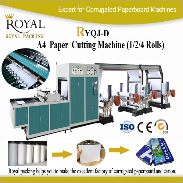 paper a4 making machine RYQJ-D