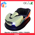 Elong amusement battery bumper car led light, coin operated bumper car