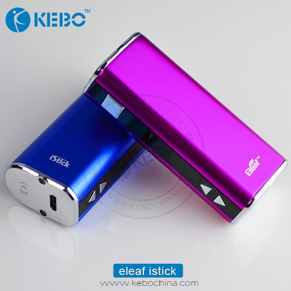 2015 Huge Power Istick 20 Watt Variable Wattage Electronic Cigarette,Eleaf Istick 20w Mod Top Selling!!