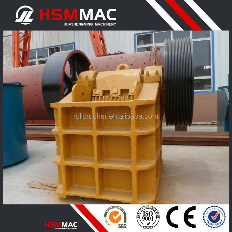 HSM Portable Stone Quarry Jaw Crusher Specifications On Sale