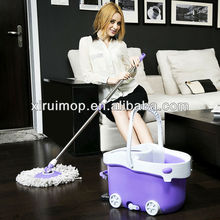 Customers choice of handle press with pedal super mop as seen on tv (XR31)