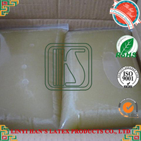 High performance jelly glue hot melt adhesive for bookbonding