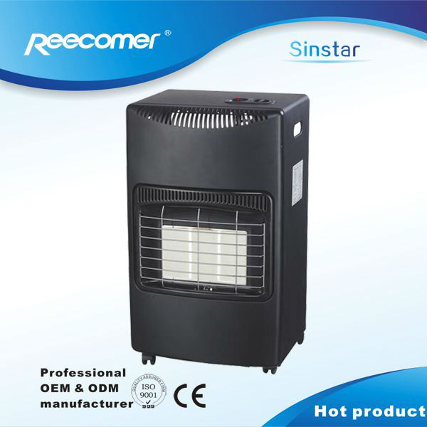 Hot sell CE approval gas infraid lpg room heater