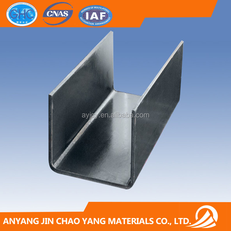 Stainless Steel U Channel H Iron Beam H Steel H Channel Stainless Steel Channel