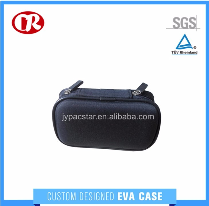 Widely use packing bag easy carrying hard molded custom eva case