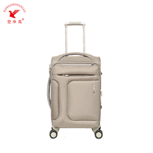 High quality ballistic nylon fabric luggage bag from Baigou factory wholesale luggage