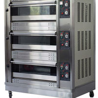 Bakery Bread Equipment Gas And Elactric