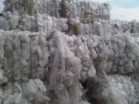 LDPE 99/1 SCRAP WASTE FILM