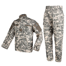 High quality tactical combact uniform Pants with knee pad set for war game CL34-0041