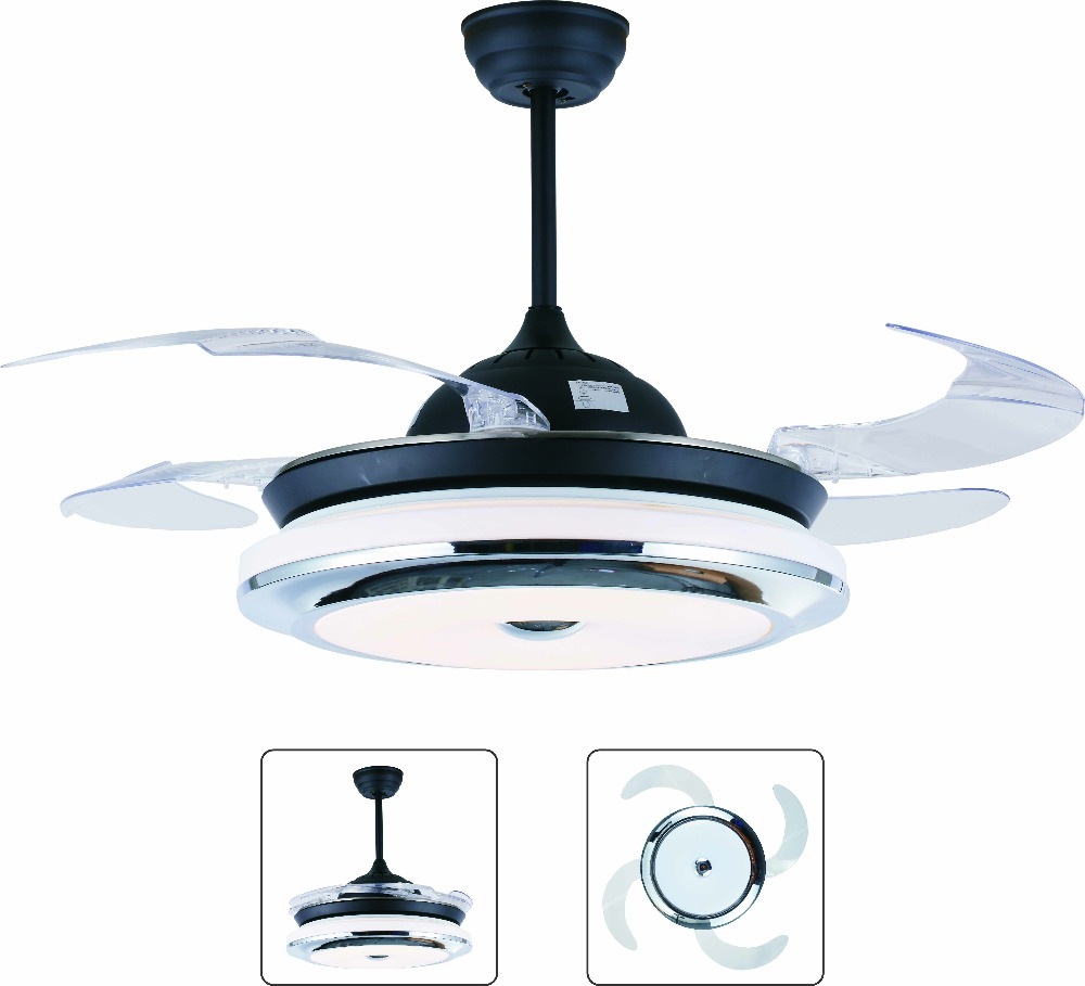 High quality ceiling fan with LED lights