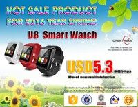 Customized hot sell convenient android watch mobile phone