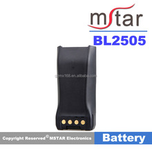 Two way radio battery BL2505 Li-Ion battery for hytera PT580H