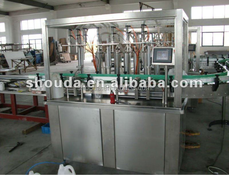 Digital Control Pump Liquid Filling Machine for perfume,oil,water,juice,milk,beverage