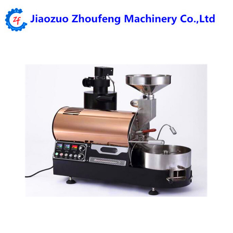 Industrial coffee roaster 2kg cocoa bean roasting machine coffee bean baking machine