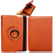 Wholesale 360 Degree Rotating Leather Flip Case Cover Swivel Stand For Apple iPad Min