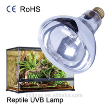 Reptile Products Reflector Self Ballast Mercury UVB Lighting Bulb for tortoise and lizard