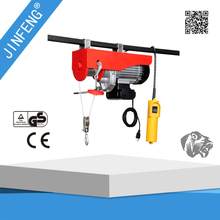 china electronics manufacturers 500kg hydraulic hoist 6m industrial hoist