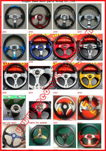 NEW COME MOMO racng Steer Wheel with 30 designs