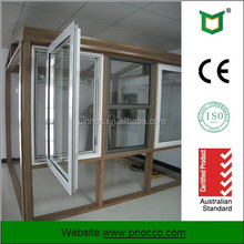 Weather Proof Windows And Aluminium Crank Awning Window for Sell