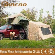 Waterproof Roof Top Tent Camping Roof Top Tent With Car Side Awning