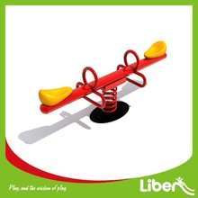 High Quality Outdoor Metal Cheap Prices Playground Seesaw