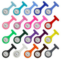 Price Of Western Silicone Nurse Watch China Top Ten Selling Products