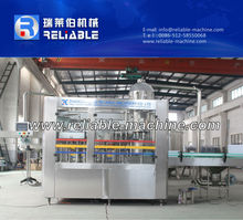 Automatic Fruit Juice Filling Machine / Hot Drink Processing Equipment