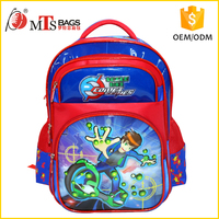 Top quality gamimg boy pattern cartoon kids school bag new models sturdy baby backpack