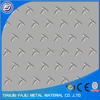 hot rolled stainless steel checkered plate