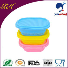2014 Waterproof fashion COL-02 christmas food storage containers