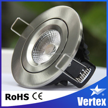8w dimmable CE ROHS SAA approval led downlight