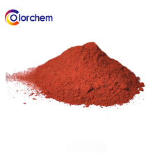 Leather shoe dye Sulfur Red 6